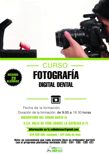 CARTEL fotografía dental web