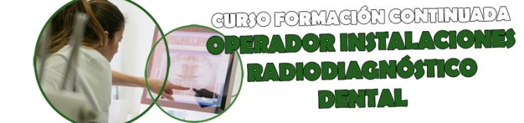 banner HB OPERADOR INSTALACIONES RADIO DENTAL